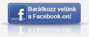 Bar�tkozz vel�nk a Facebook-on